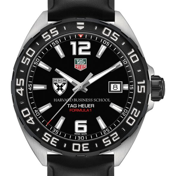 Harvard Business School Men's TAG Heuer Formula 1 with Black Dial