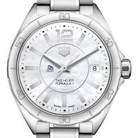 James Madison University Women's TAG Heuer Formula 1 with MOP Dial