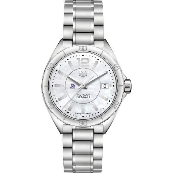 James Madison University Women's TAG Heuer Formula 1 with MOP Dial - Image 2