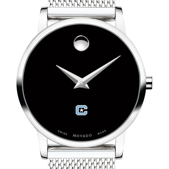 Citadel Women's Movado Museum with Mesh Bracelet - Image 1
