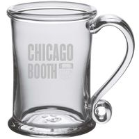 Chicago Booth Glass Tankard by Simon Pearce