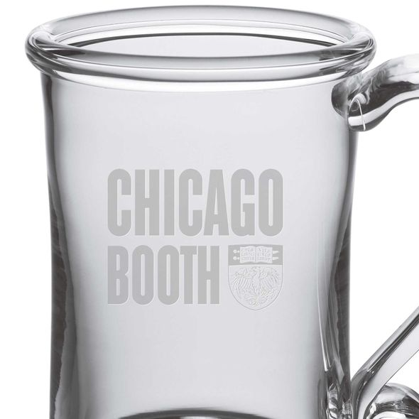 Chicago Booth Glass Tankard by Simon Pearce - Image 2
