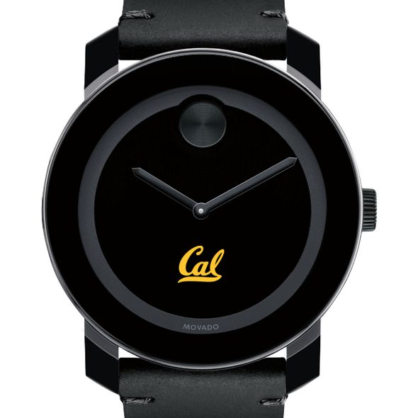 Berkeley Men's Movado BOLD with Leather Strap