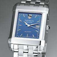 Dartmouth Men's Blue Quad Watch with Bracelet