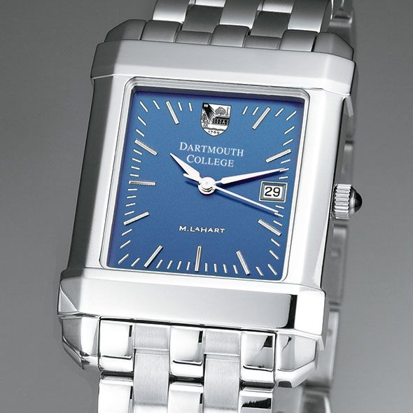 Dartmouth Men's Blue Quad Watch with Bracelet - Image 1