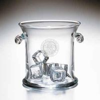 USMMA Glass Ice Bucket by Simon Pearce