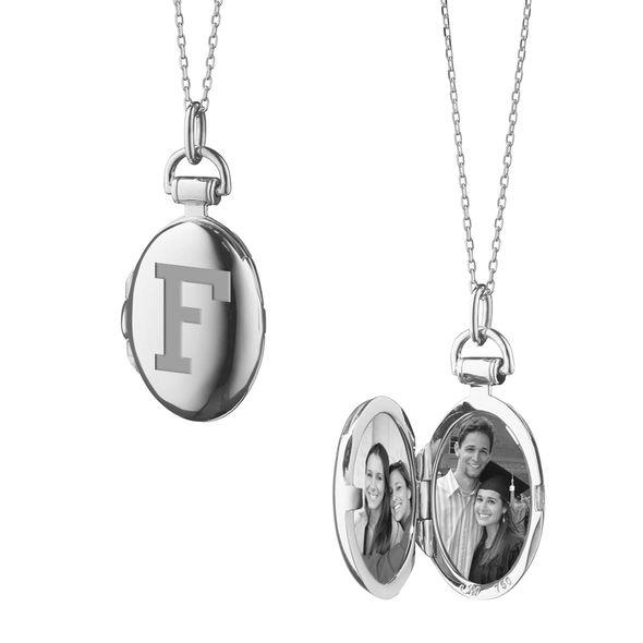 Fordham Monica Rich Kosann Petite Locket in Silver