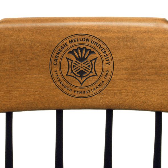 Carnegie Mellon Captain's Chair by Standard Chair - Image 2