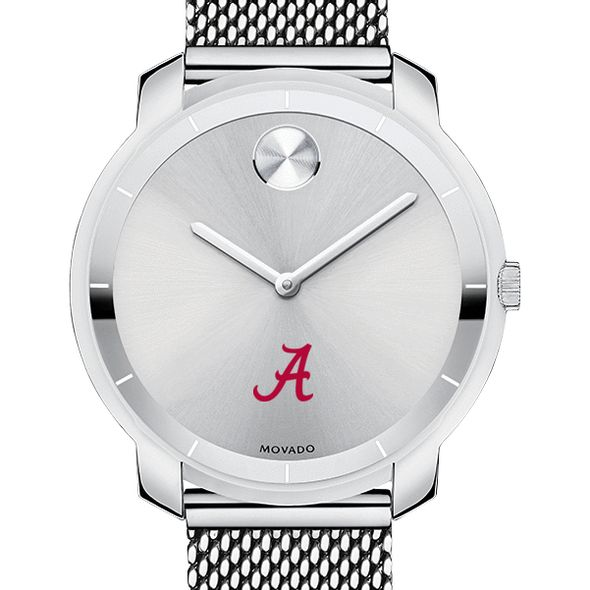 University of Alabama Women's Movado Stainless Bold 36 - Image 1