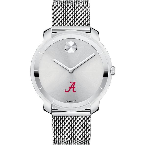 University of Alabama Women's Movado Stainless Bold 36 - Image 2