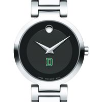 Dartmouth College Women's Movado Museum with Steel Bracelet