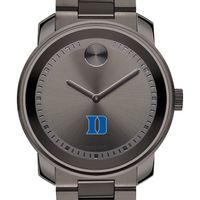 Duke University Men's Movado BOLD Gunmetal Grey