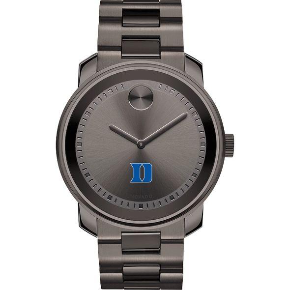 Duke University Men's Movado BOLD Gunmetal Grey - Image 2