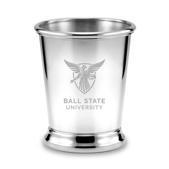 Ball State Pewter Julep Cup - Image 1