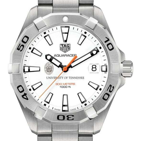 University of Tennessee Men's TAG Heuer Steel Aquaracer