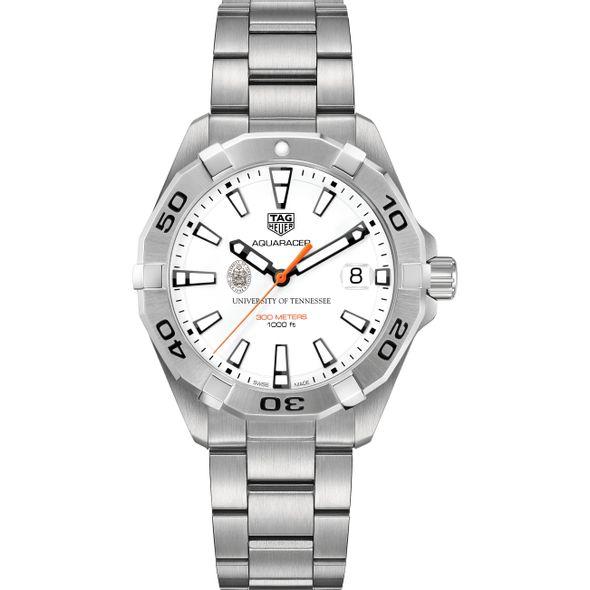 University of Tennessee Men's TAG Heuer Steel Aquaracer - Image 2