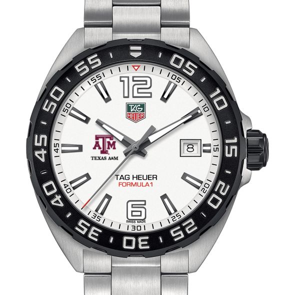 Texas A&M University Men's TAG Heuer Formula 1