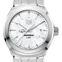 University of Arkansas TAG Heuer LINK for Women