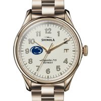 Penn State Shinola Watch, The Vinton 38mm Ivory Dial