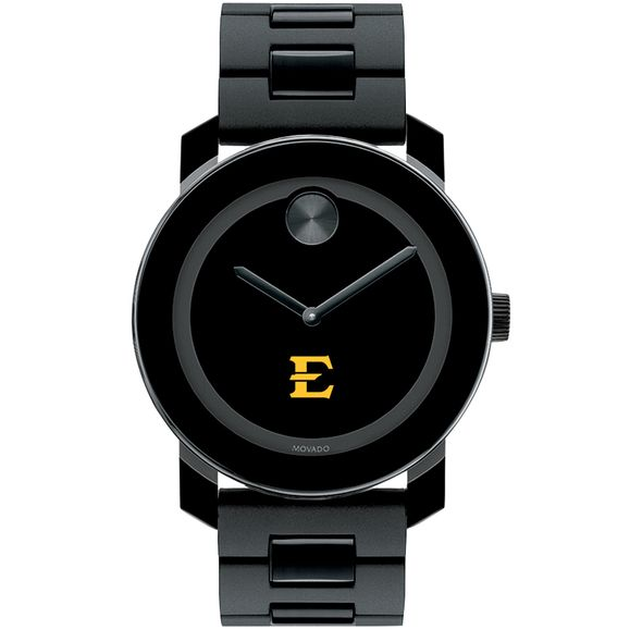 East Tennessee State University Men's Movado BOLD with Bracelet - Image 2