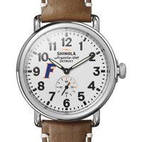 Florida Shinola Watch, The Runwell 41mm White Dial