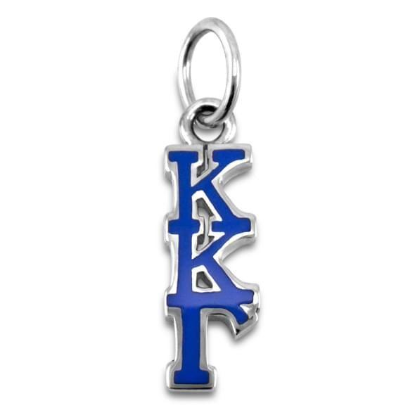 Kappa Kappa Gamma Greek Letter Charm - Image 2