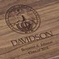 Davidson College Solid Walnut Desk Box - Image 2