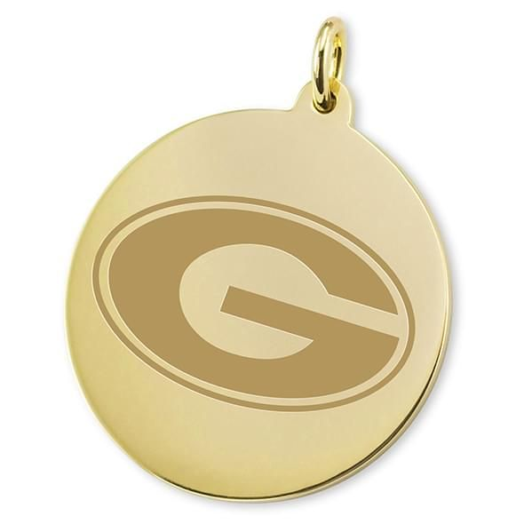 Georgia 18K Gold Charm - Image 2