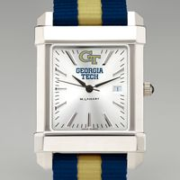 Georgia Tech Collegiate Watch with NATO Strap for Men