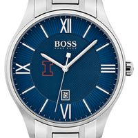 University of Illinois Men's BOSS Classic with Bracelet from M.LaHart