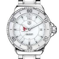 FSU Women's TAG Heuer Formula 1 Ceramic Diamond Watch