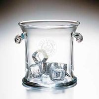 Villanova Glass Ice Bucket by Simon Pearce