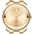 University of Arizona Men's Movado Gold Bold - Image 1