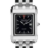 Texas Tech Men's Black Quad with Bracelet