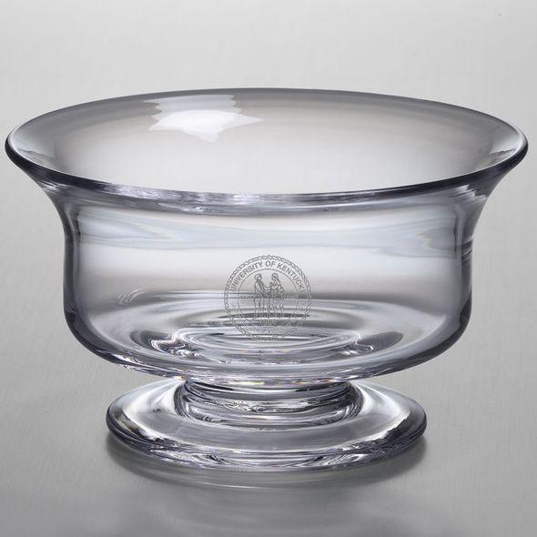 Kentucky Simon Pearce Glass Revere Bowl Med