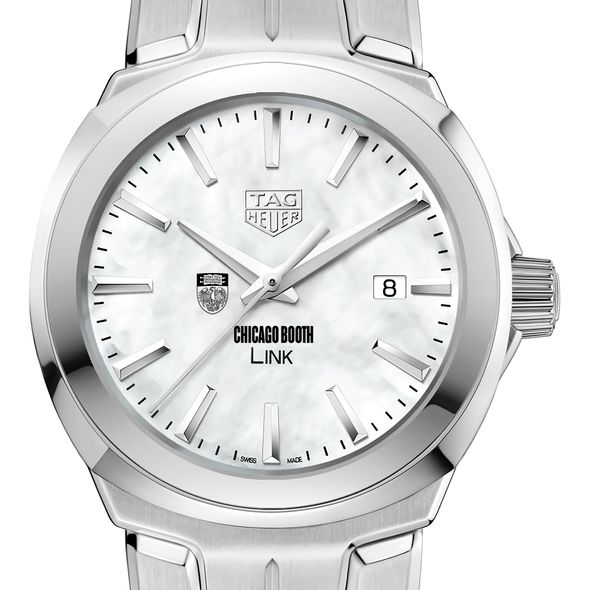 Chicago Booth TAG Heuer LINK for Women
