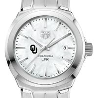 University of Oklahoma TAG Heuer LINK for Women