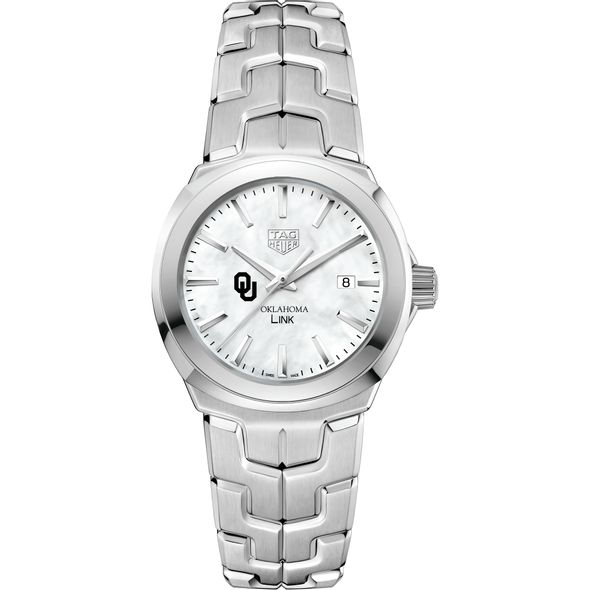 University of Oklahoma TAG Heuer LINK for Women - Image 2