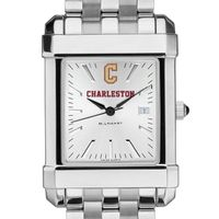 College of Charleston Men's Collegiate Watch w/ Bracelet