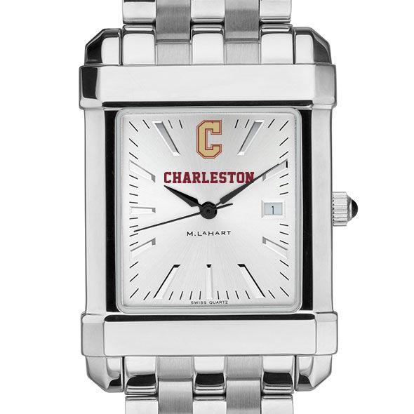 College of Charleston Men's Collegiate Watch w/ Bracelet