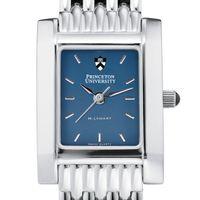 Princeton Women's Blue Quad Watch with Bracelet