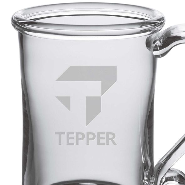 Tepper Glass Tankard by Simon Pearce - Image 2