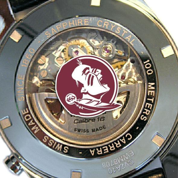 Florida State Men's TAG Heuer Carrera Tachymeter - Image 2