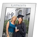 Miami Polished Pewter 8x10 Picture Frame - Image 2