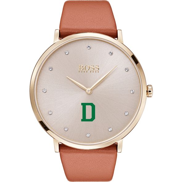 Dartmouth College Women's BOSS Champagne with Leather from M.LaHart - Image 2