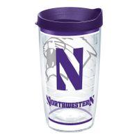 Northwestern 16 oz. Tervis Tumblers - Set of 4