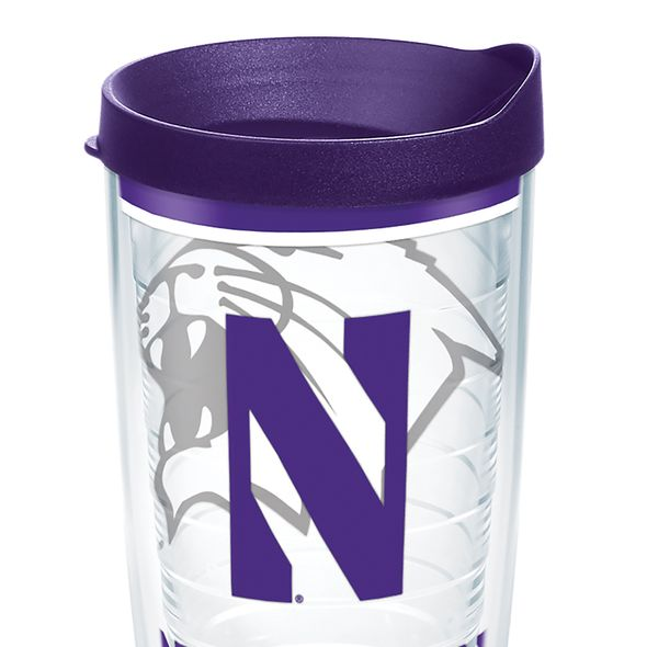 Northwestern 16 oz. Tervis Tumblers - Set of 4 - Image 2