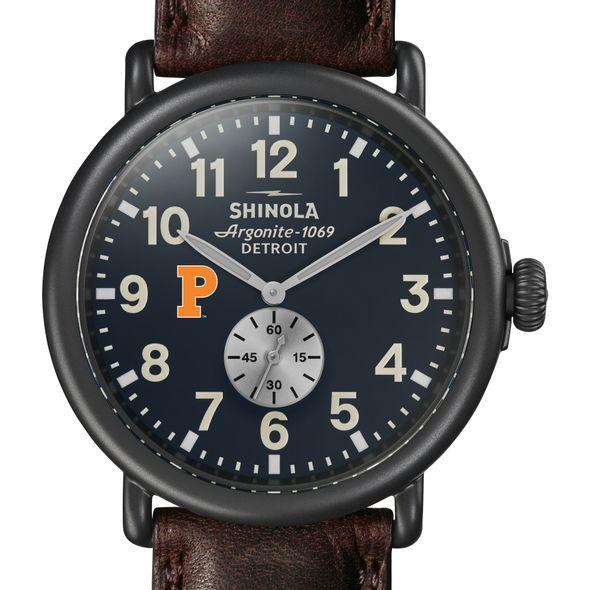 Princeton Shinola Watch, The Runwell 47mm Midnight Blue Dial