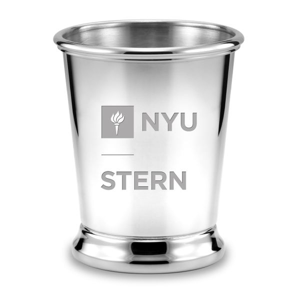 NYU Stern Pewter Julep Cup - Image 1