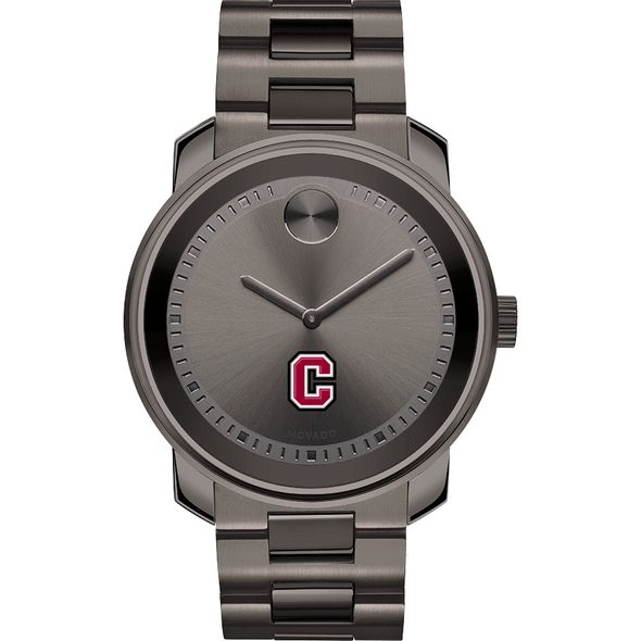 Colgate University Men's Movado BOLD Gunmetal Grey - Image 2